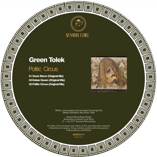 Green Tolek - Politic Circus [AENCH117]