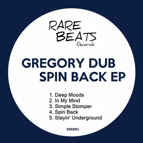 Gregory Dub - Spin Back [RBR001]