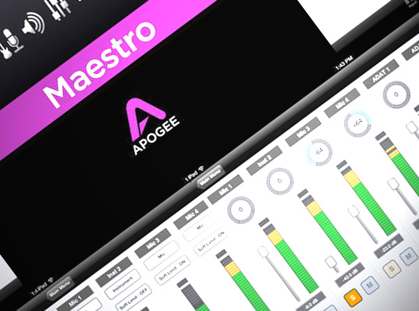 Groove3 Apogee Maestro for iOS Explained TUTORIAL