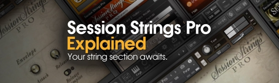 Groove3 Session Strings Pro Explained TUTORiAL