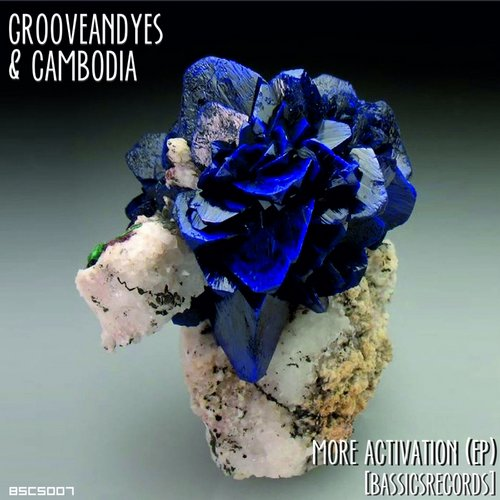 Grooveandyes, Cambodia - More Activation [BSCS 007]