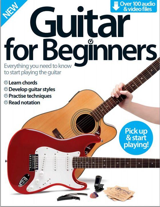 Guitar For Beginners 7th Edition