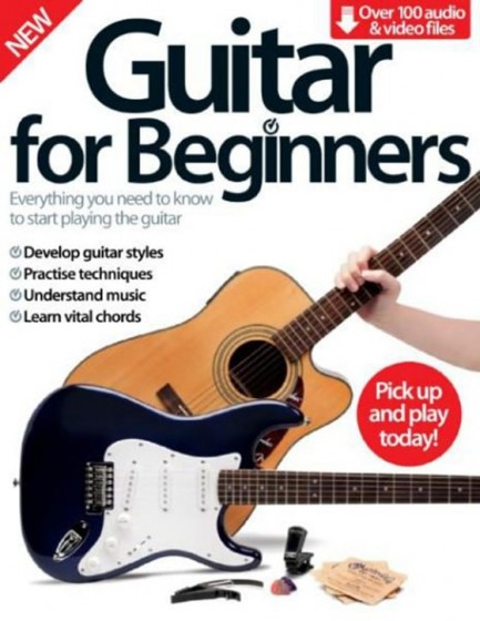Guitar For Beginners 8th Edition