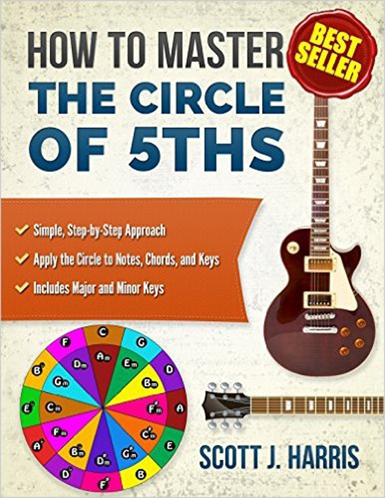 Guitar: How to Master the Circle of 5ths