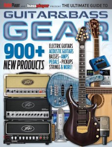 Guitar Player's Ultimate Guide to Guitar & Bass Gear 2015