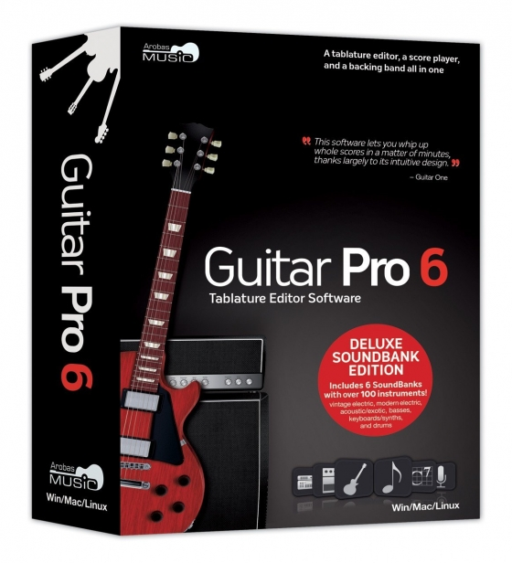 Guitar Pro 6.1.9 r11686 Multilangual Mac OS X
