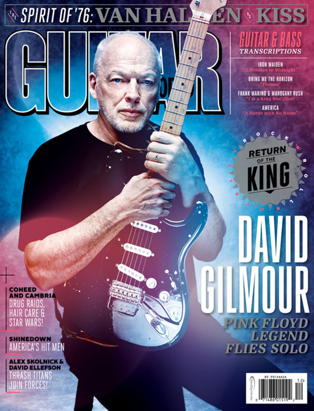 Guitar World December 2015