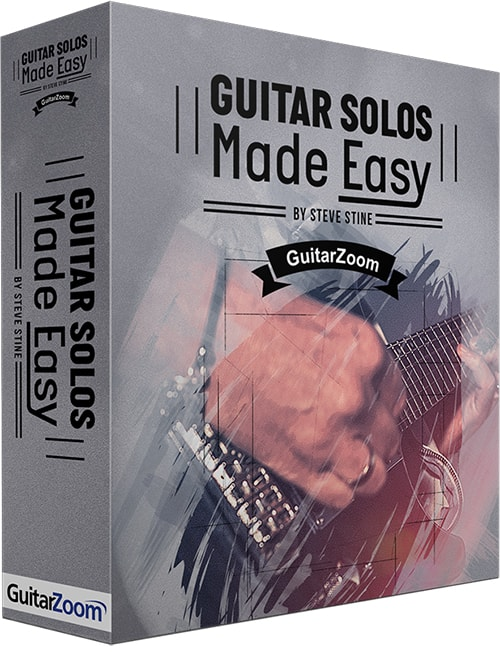 GuitarZoom Steve Stine's Guitar Solo Made Easy