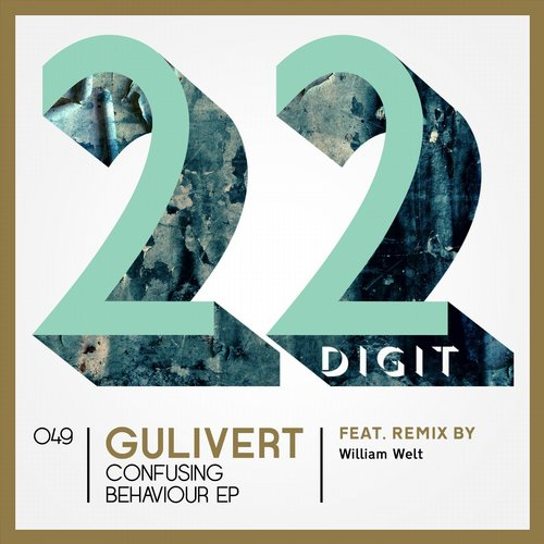 Gulivert - Confusing Behaviour EP [22DIGIT049]