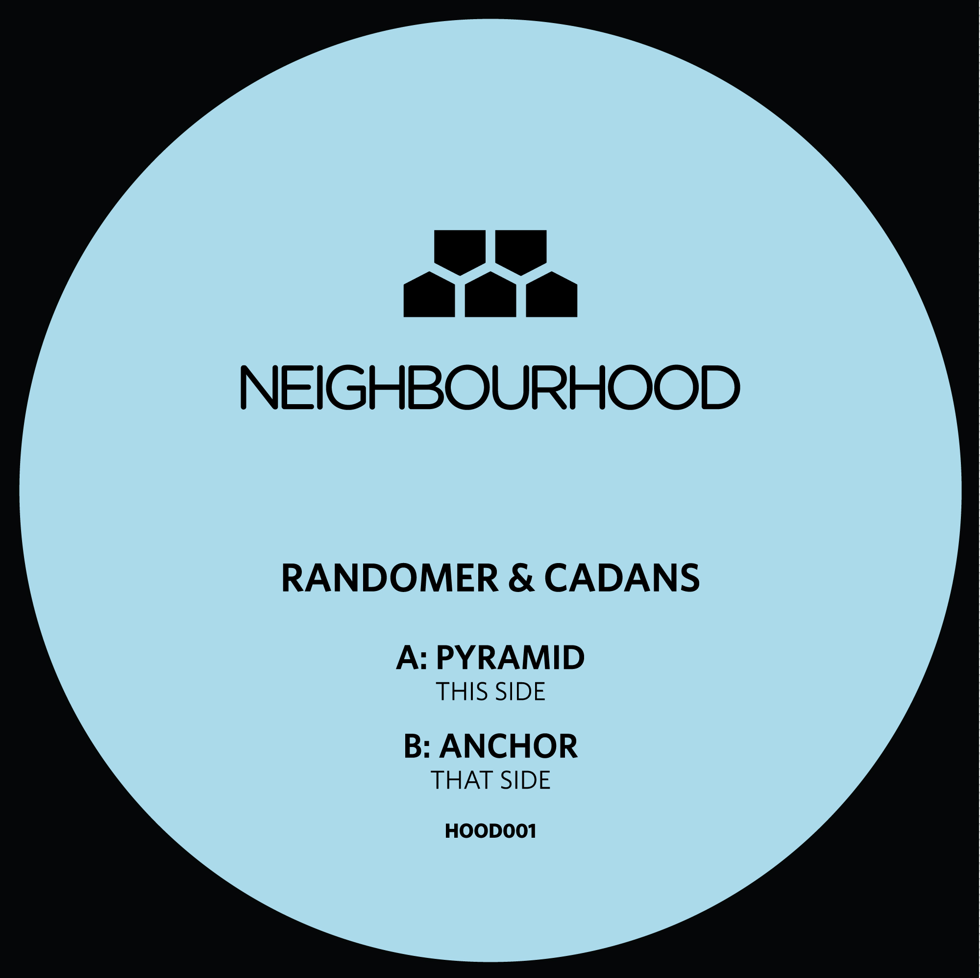 Randomer & Cadans – Pyramid / Anchor [HOOD001]