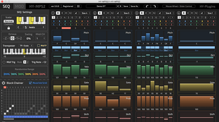 HY-Plugins HY-MPS2 v1.4.12 WiN MacOSX