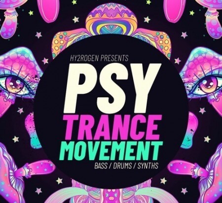 HY2ROGEN Psytrance Movement MULTiFORMAT