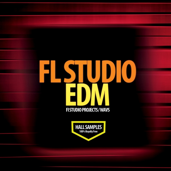 Hall Samples FL Studio EDM WAV FLP