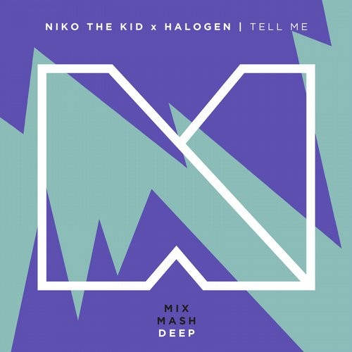 Halogen, Niko The Kid - Tell Me [MMD019]
