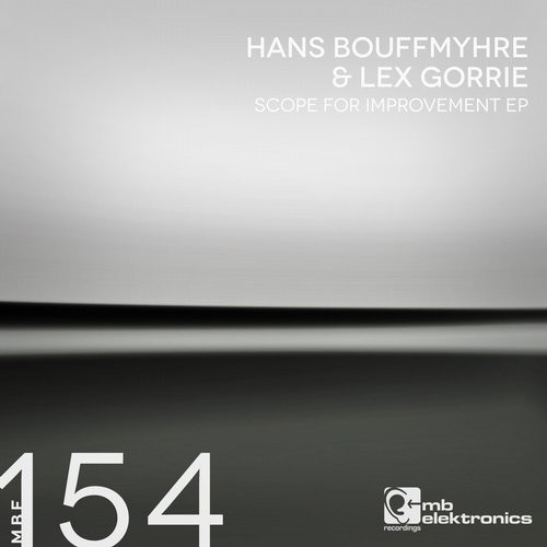Hans Bouffmyhre, Lex Gorrie – Scope For Improvement EP [MBE154D]
