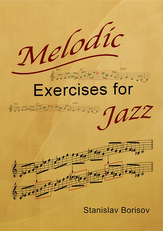 Harmonic Exercises For Jazz Piano: Short Version