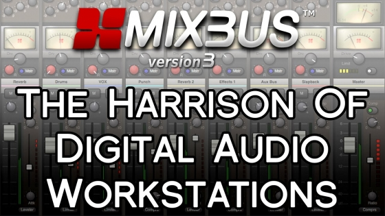 Harrison Mixbus v3.0.1970 Incl.Patch and Keygen-R2R