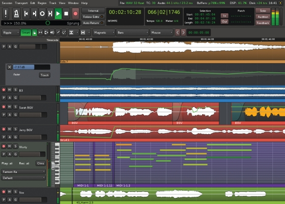 Harrison Mixbus v3.0.2872 Incl Patch and Keygen-R2R