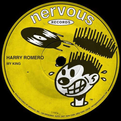 Harry Romero - My King [NER24092]