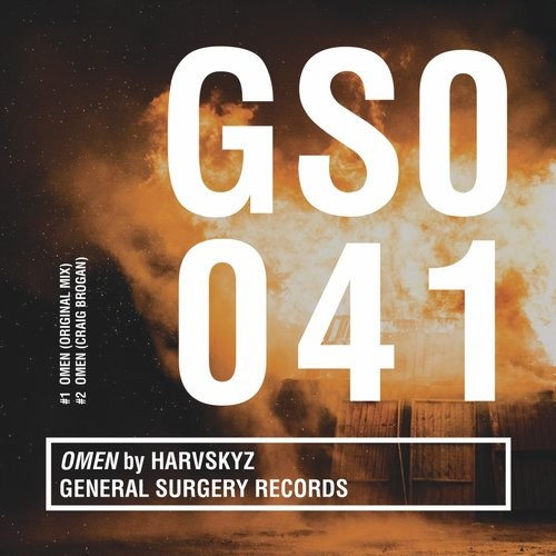 Harvskyz - Omen [GS041]