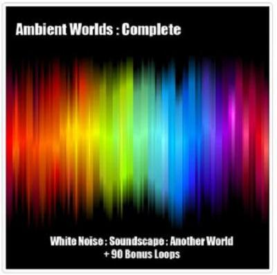Haunted House Ambient Worlds Complete Vol.1-3 FULL ACID WAV