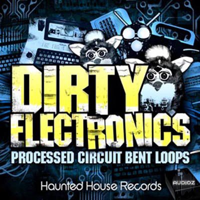 Haunted House Dirty Electronics Vol.1 ACID WAV-DYNAMiCS