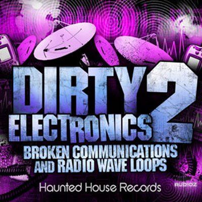 Haunted House Dirty Electronics Vol.2 ACID WAV