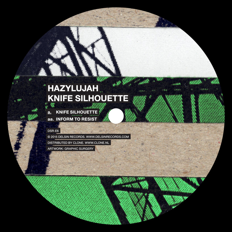 Hazylujah - Knife Silhouette [DSRE6]
