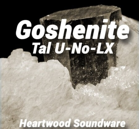Heartwood Soundware Goshenite Synth Presets