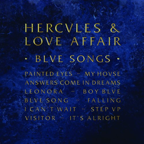 Hercules & Love Affair - Blue Songs [MRCD001]