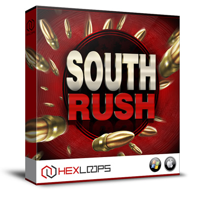 Hex Loops Dirty South Rush Construction Kits ACID WAV MIDI