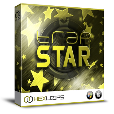 Hex Loops Trap Star ACID WAV MiDi-DISCOVER