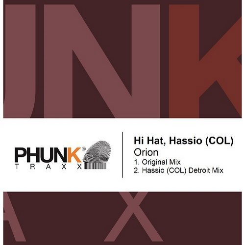 Hi Hat, Hassio (COL) - Orion [PHUNK366]
