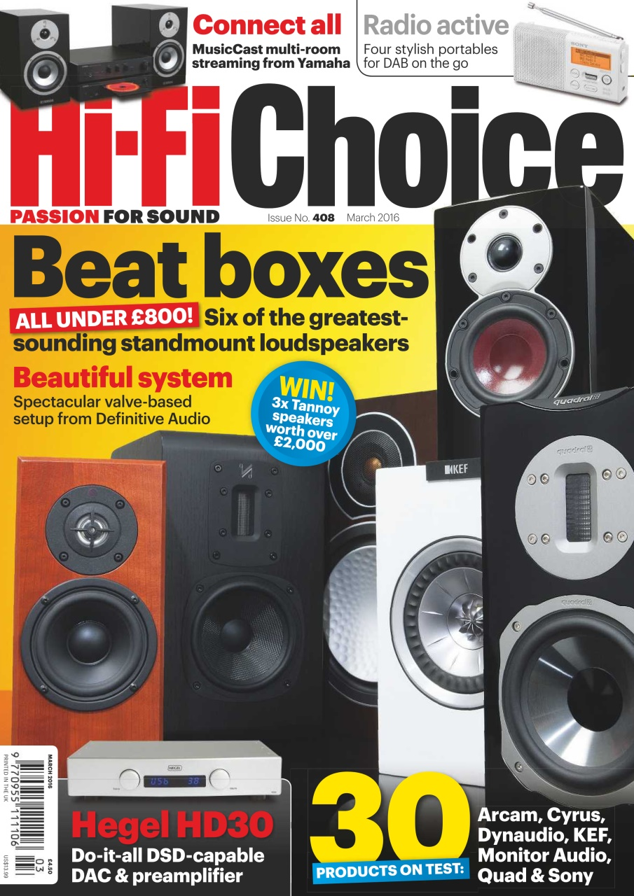 Hi-Fi Choice March 2016