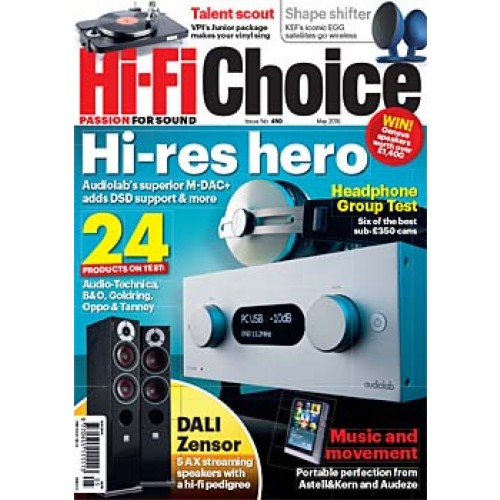 Hi-Fi Choice May 2016