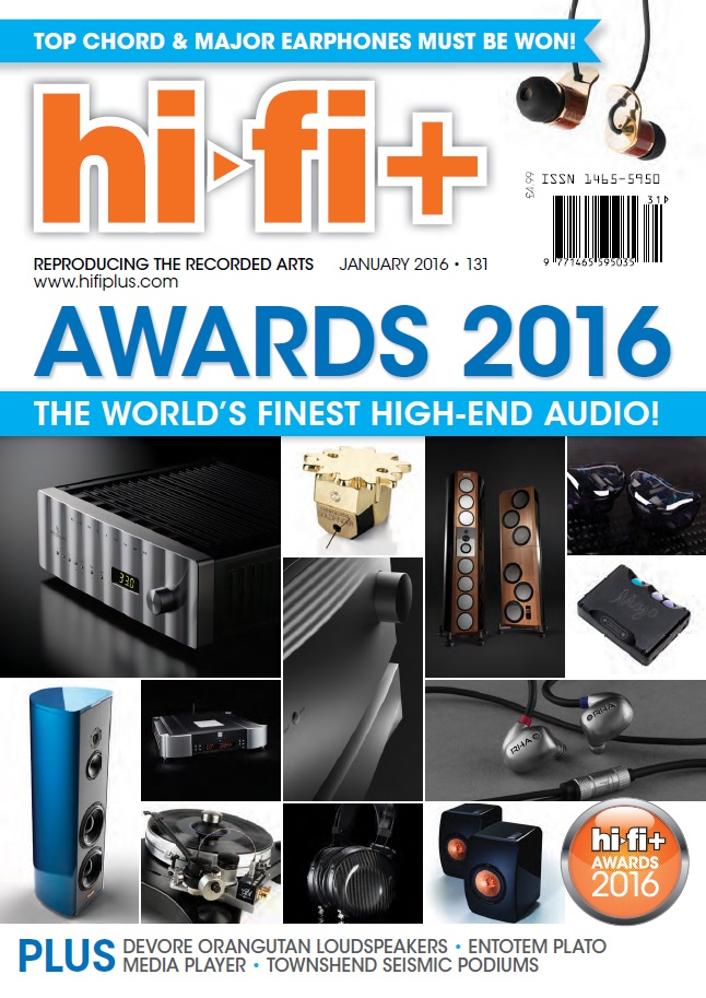 Hi-Fi Plus January 2016
