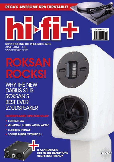 Hi-Fi Plus Magazine April 2014