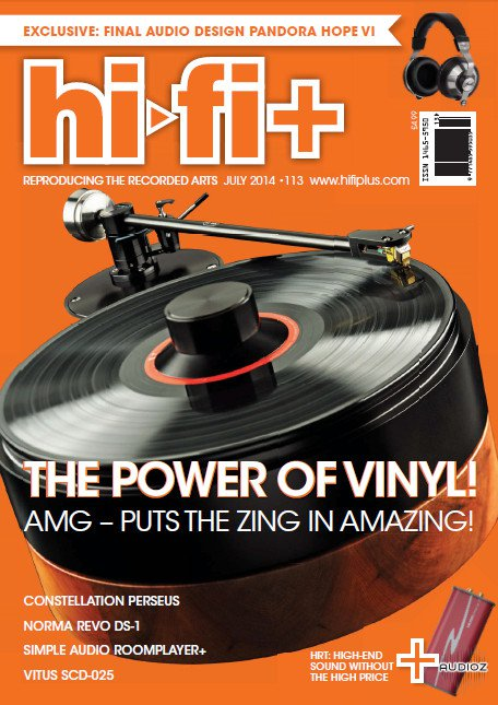 Hi-Fi Plus Magazine July 2014