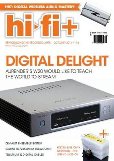 Hi-Fi Plus Magazine October 2014