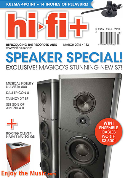 Hi-Fi Plus March 2016