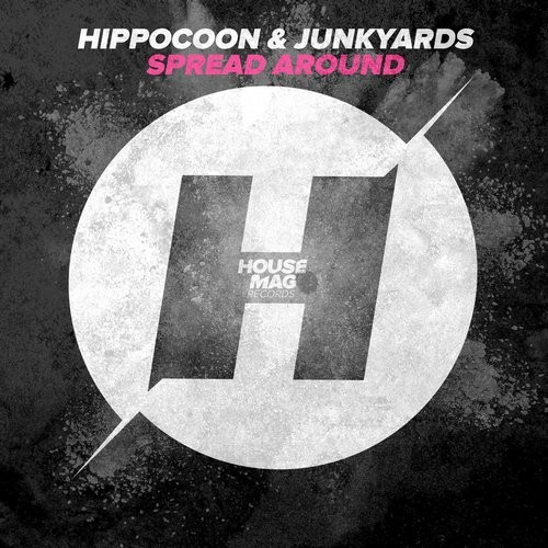 Hippocoon, Junkyards - Spread Around [HMR039]
