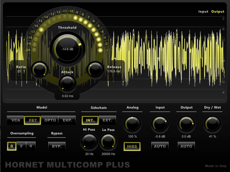 HoRNet Multicomp Plus 1.1.2 WiN/MAC