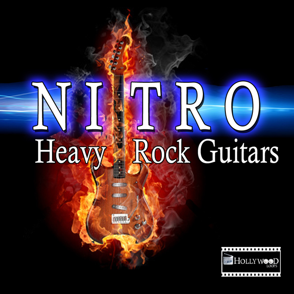 Hollywood Loops Nitro Heavy Rock Guitars MULTiFORMAT-KRock