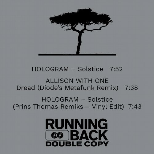 Hologram, Allison With One – Solstice [RBDC04DIGITAL]