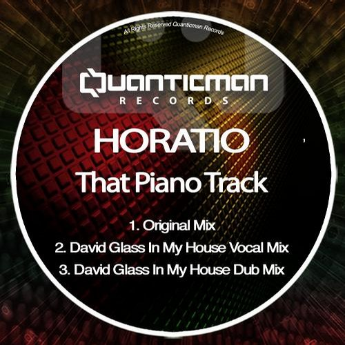 Horatio - That Piano Track [QRS1]