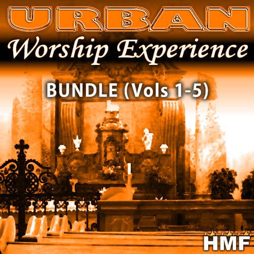 Hot Music Factory Urban Worship Experience Bundle WAV MiDi Reason