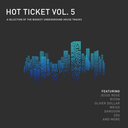 VA - Hot Ticket, Vol. 5 [MBHT005]