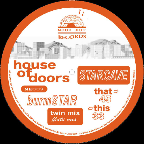 House of Doors - Starcave / Burmstar [MH009]
