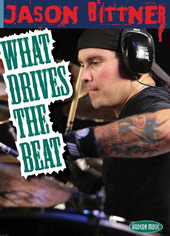 Hudson Music What Drives the Beat with Jason Bittner