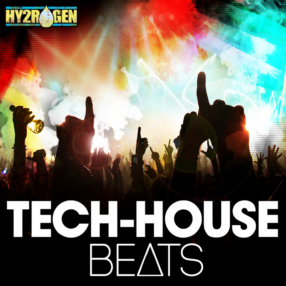 Hy2rogen Tech House Beats Vol.1 WAV